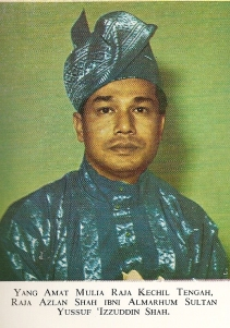 Tuanku Sultan Azlan