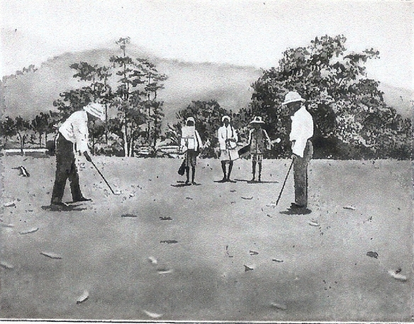 golf in taiping