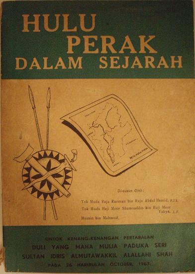 Sejarah Hulu Perak