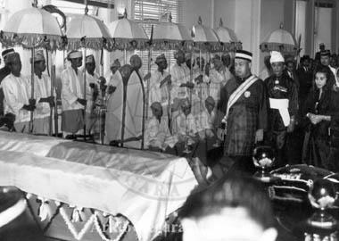 Sultan Yusuf mangkat