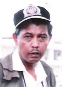 President No.2 (1991-1993) Y.M RAJA KOBAT SALEHUDDIN AL HAJ BIN RAJA MUSA