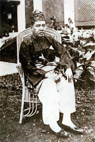 Dato Setia Bijaya DiRaja Jeragan Abdul Shukor