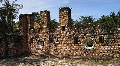 Dutch Fort Pulau Pangkor