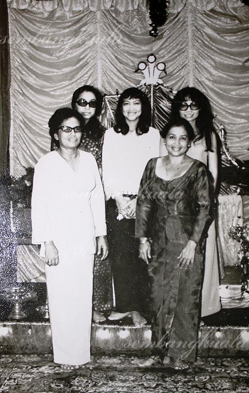 Raja Amirs Family