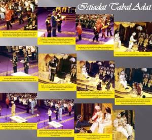 Adat Istiadat Pertabalan Paduka Seri Sultan Perak Darul Ridzuan