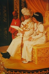 Titah Sultan Azlan selepas Istiadat Tabal Adat