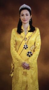 DYMM Tuanku Zara Salim, Raja Permaisuri Perak
